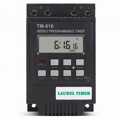 30Amp 24hrs Programmable Digital Timer
