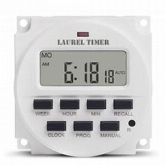 TM618 7Days Digital Time Switch