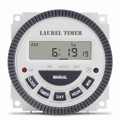 Mulitipurpose Weekly Digital Timer
