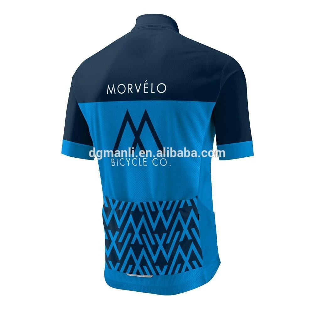 2016 Popular Cool Sublimation Custom Bike Cycling Jersey 3