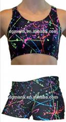 2016 New style women youth cheerleading uniform