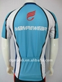Custom Cycling jerseys from clothing manufctory 5