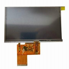 480x272 24-bit RGB (40-pin) interface 5-inch TFT Touch Screen Panel Manufacturer