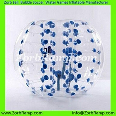Bubble Ball Soccer, Huma