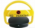 Solar Battery Powered Wireless Control Individual Parking Bay Barrier