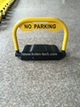 Cellphone App Control Parking Bay Barrier through Bluetooth