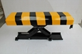 X Shape Remote Control Parking Bay Barrier/Parking Lock