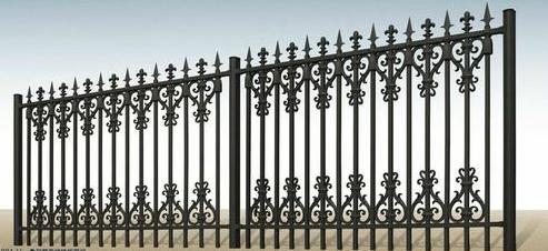 别墅护栏 2