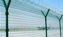 防攀爬护栏