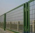 浸塑护栏 2