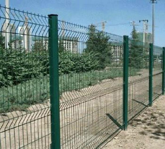 浸塑护栏 3