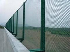 钢板状护栏