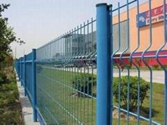 C型柱护栏
