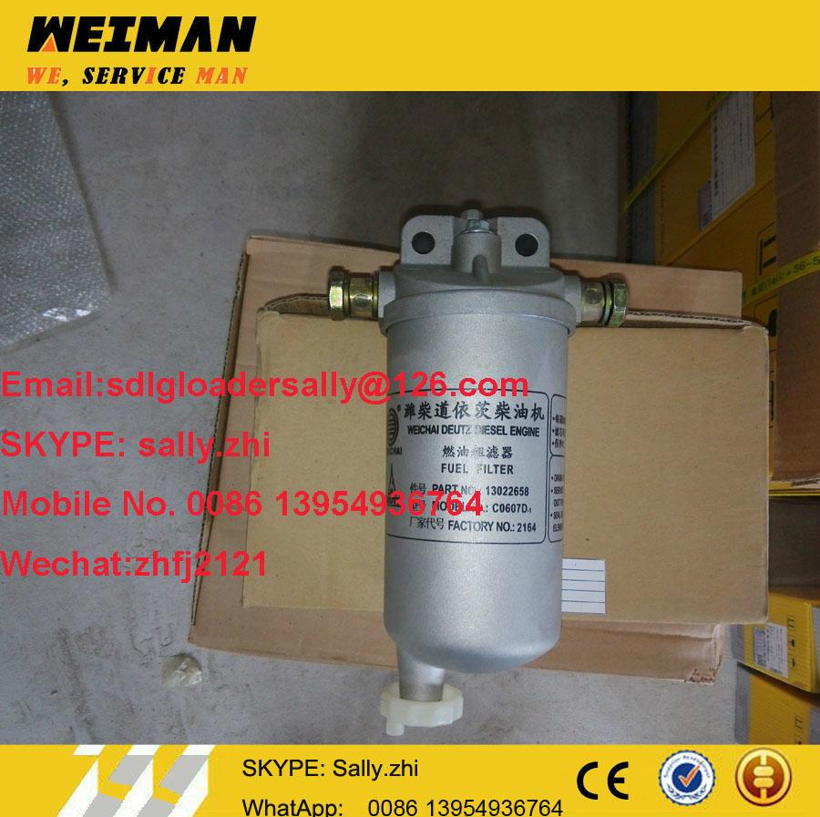 Sdlg Fuel Filter 13022658 For Yuchai Engine China Trading Company Deutz Filters