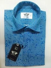 Printed Check shirt
