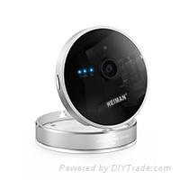 智能無線攝像頭 海曼HS1IPC-2高清紅外夜視遠程監控攝像頭