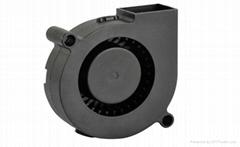 5015 blower fan 3D printer cooling fan 12V 24V cooler fan supplier