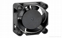 Small Cooler Fan 25x25x10mm Small fan manufacturer from China