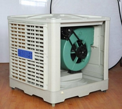 Maxesc factory portable air cooler fan in 18000m3/h airflow and cheap price.