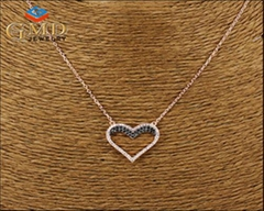 Wholesale custom charm gold plated fashion necklaces women jewelry 2016