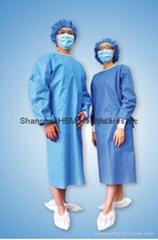 Non Woven Protective Clothing
