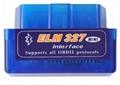 Mini Elm 327 Bluetooth Diagnostic Car