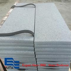 3cm G654 Sesame Grey Granite Tiles