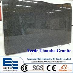 Brazil Verde Ubatuba Granite Slab
