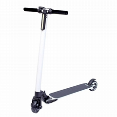 MALLEN S2 Carbon Fiber Electric scooter two wheel Foldable Kick Scooter electric