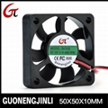Manufacture selling 12V 5010 humidifier cooling fan with high efficiency 1