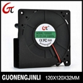 Manufacture selling 12V 12032 dc blower