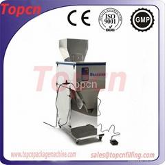 50-1000g solid powder filling machine