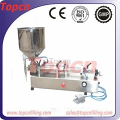 Pharmaceutical vial filling equipments