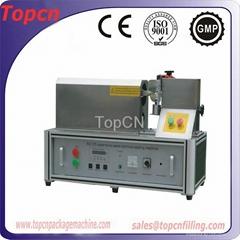 ultrasonic plastic tube sealing machine