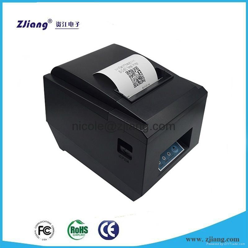 Pos 80 printer thermal driver restaurant food order receipt printer