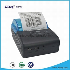 Cheap thermal printers mobile wireless bluetooth printer ios ZJ-5805