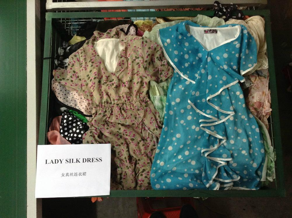 ladies silk blouse 2