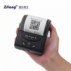 POS China Supplier Hand Held POS Bluetooth Printer Portable ZJ-5807