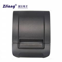 WIFI thermal printing machine 24V DC receipt WIFI desktop printer cutter