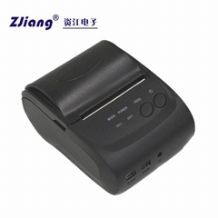 Bluetooth portable printer BT thermic printer with bluetooth pos software pos/zj