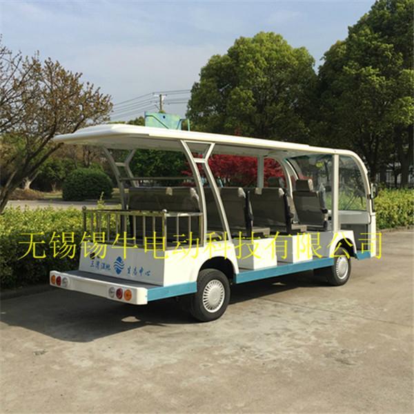 景区电动观光游览车报价,无锡四轮电动游览车供应 3