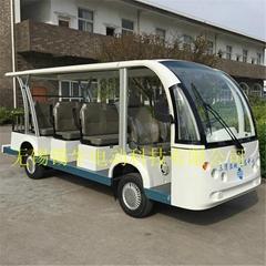 景区电动观光游览车报价,无锡四轮电动游览车供应