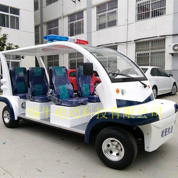 社区治安巡逻电动车,电动巡逻车厂家直销 1