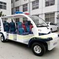 社区治安巡逻电动车,电动巡逻车