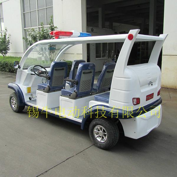 社区治安巡逻电动车,电动巡逻车厂家直销 3