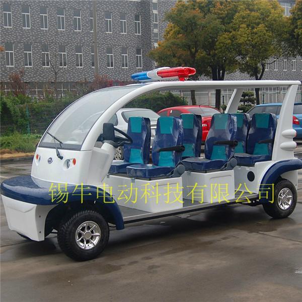 社区治安巡逻电动车,电动巡逻车厂家直销 4