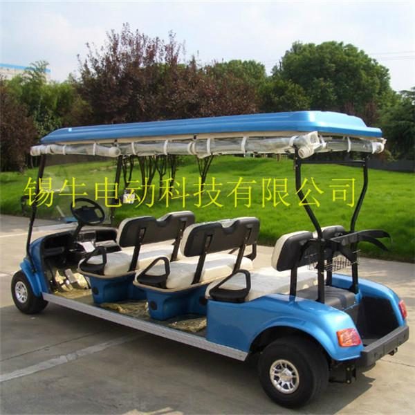 常州環保節能電動高爾夫球車報價,看房接待車 3