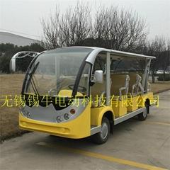 新能源電動觀光車遊覽車景區專用