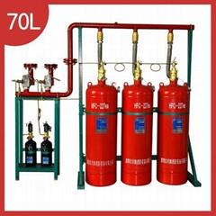 管網七氟丙烷滅火系統
