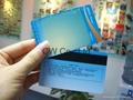 CMYK spot UV business pvc card